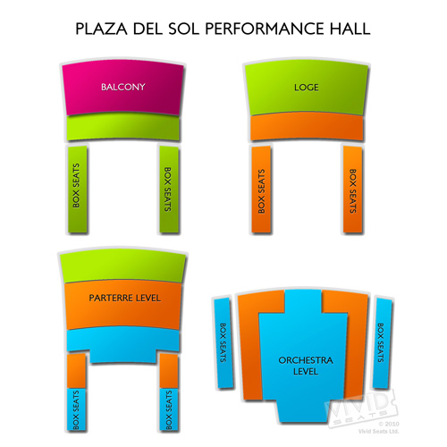 Plaza Del Sol Performance Hall
