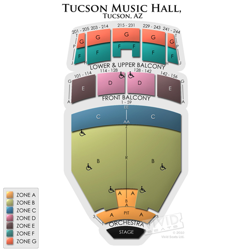 Tucson Music Hall