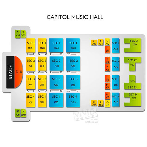 Capitol Music Hall