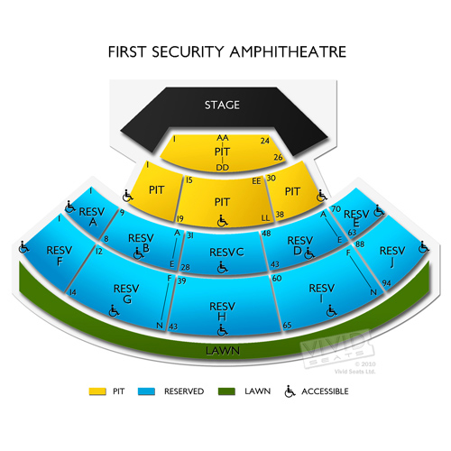 First Security Amphitheatre