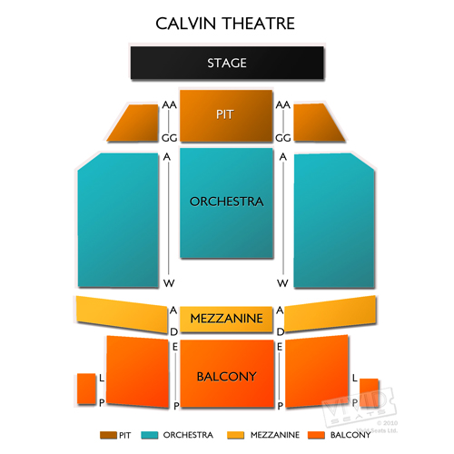 Calvin Theatre