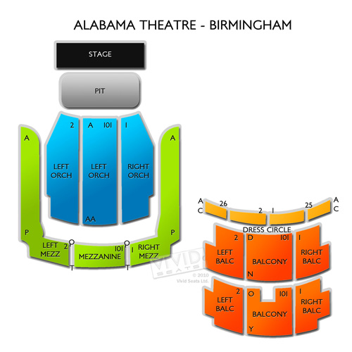 Alabama Theatre - Birmingham