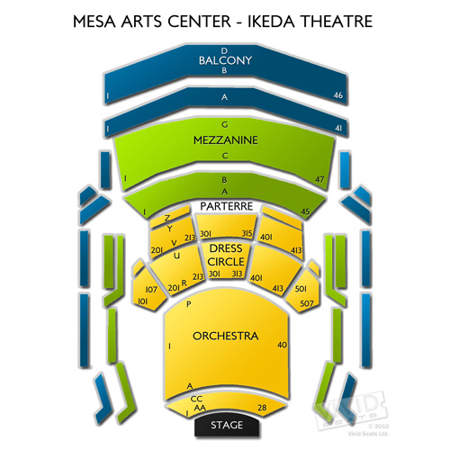 Mesa Arts Center