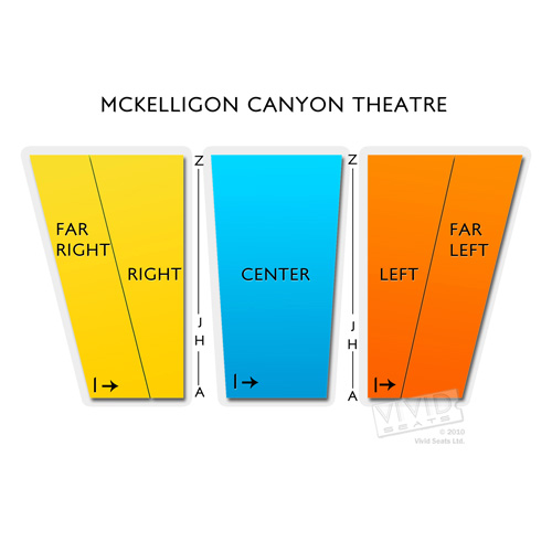 McKelligon Canyon Theatre