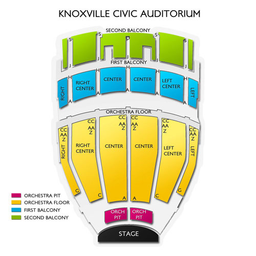 Knoxville Civic Auditorium