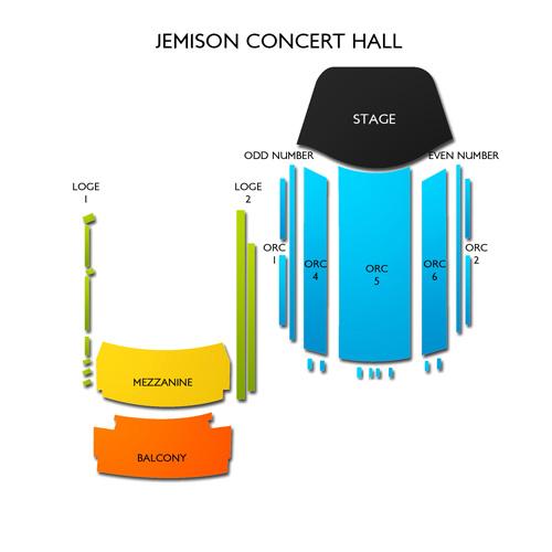 Jemison Concert Hall