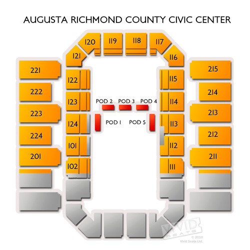 Augusta Richmond County Civic Center