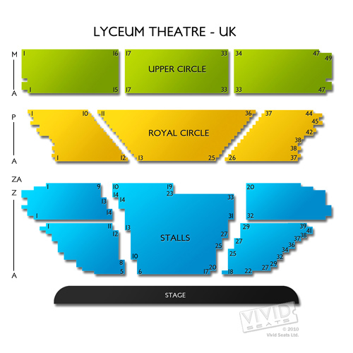 Lyceum Theatre - UK