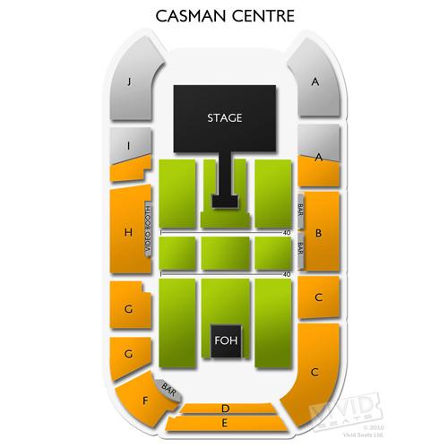 Casman Centre
