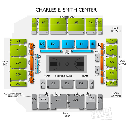 Charles E. Smith Center