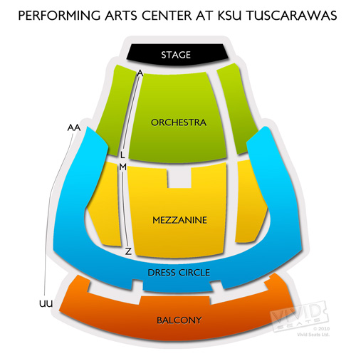 Performing Arts Center at KSU Tuscarawas