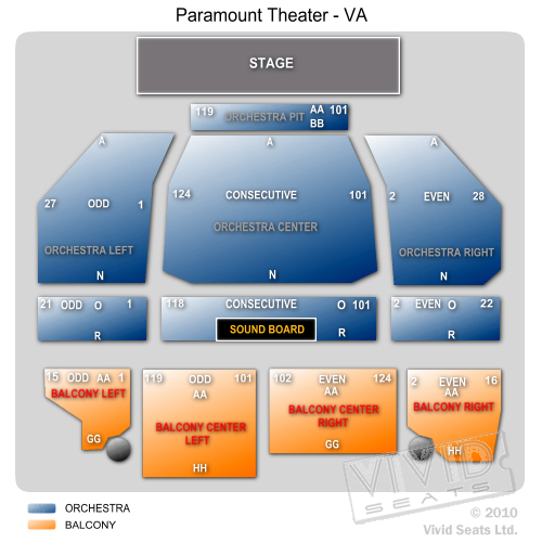 Paramount Theater - VA