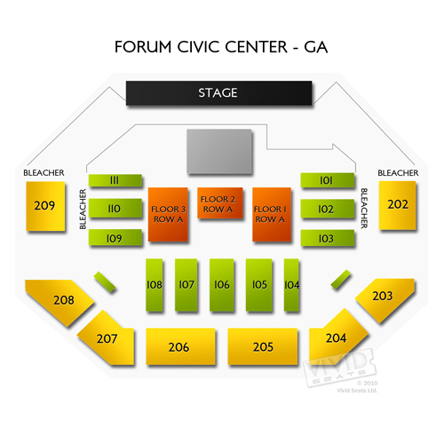 Forum Civic Center