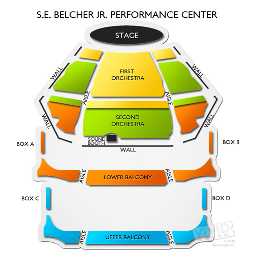 S.E. Belcher Jr. Performance Center