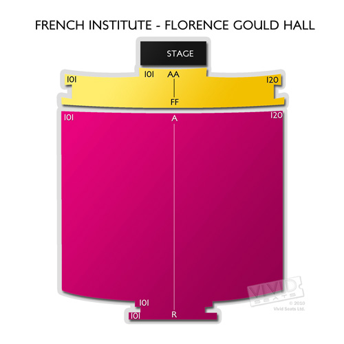 French Institute - Florence Gould Hall