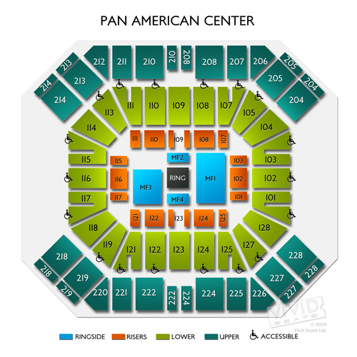 Pan American Center