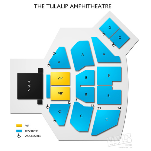 The Tulalip Amphitheatre