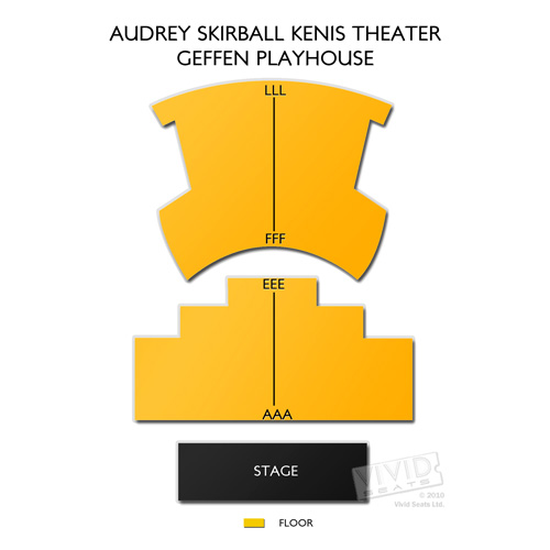 Audrey Skirball Kenis Theater-Geffen Playhouse
