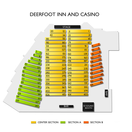 Deerfoot inn casino poker hotels near cache creek casino