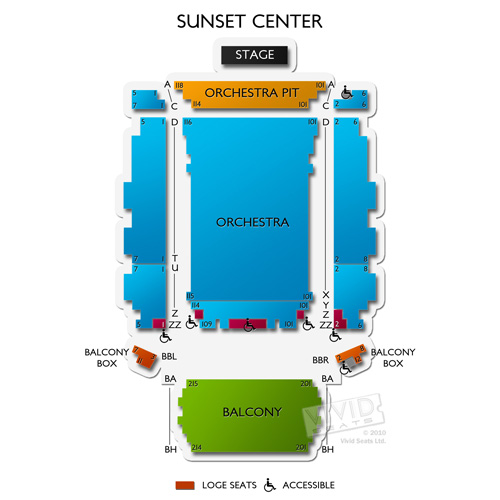 Sunset Center