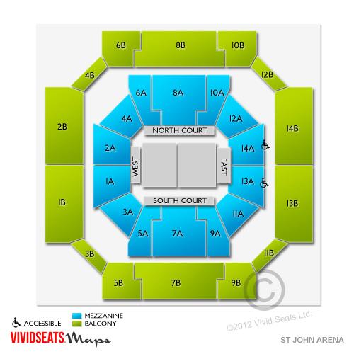 St John Arena - Columbus