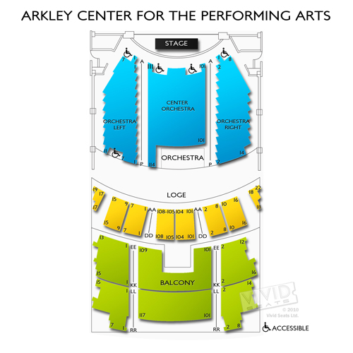 Arkley Center for the Performing Arts