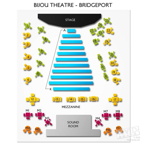 Bijou Theatre - Bridgeport