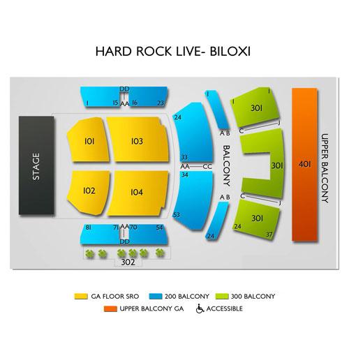Hard Rock Live - Biloxi