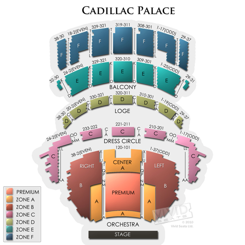 Cadillac Palace