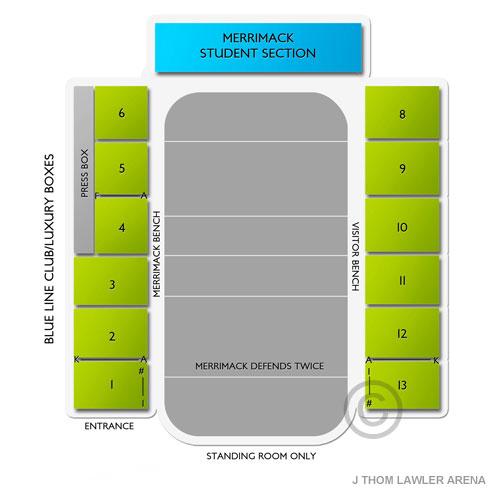 J Thom Lawler Arena