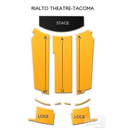 Rialto Theatre-Tacoma