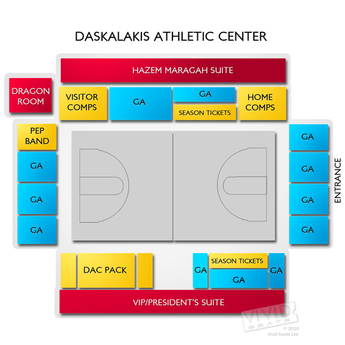 Daskalakis Athletic Center