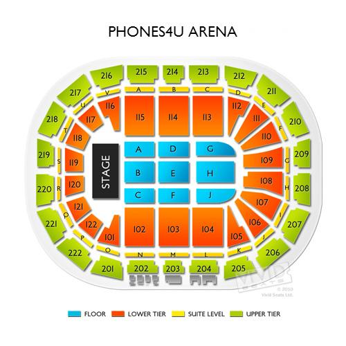 Phones4u Arena