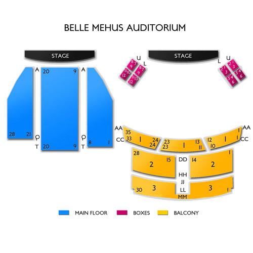 Belle Mehus Auditorium
