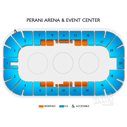 Perani Arena & Event Center