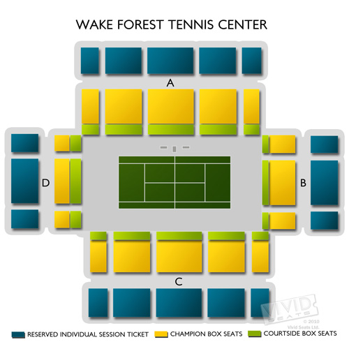 Wake Forest Tennis Center