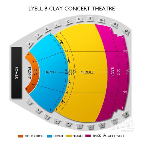 WVU Concert Theatre