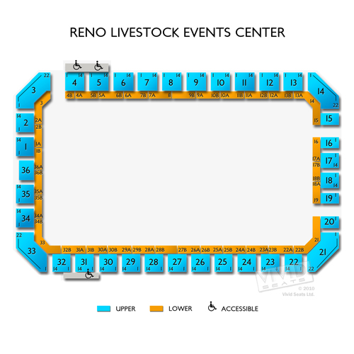 Reno Livestock Events Center
