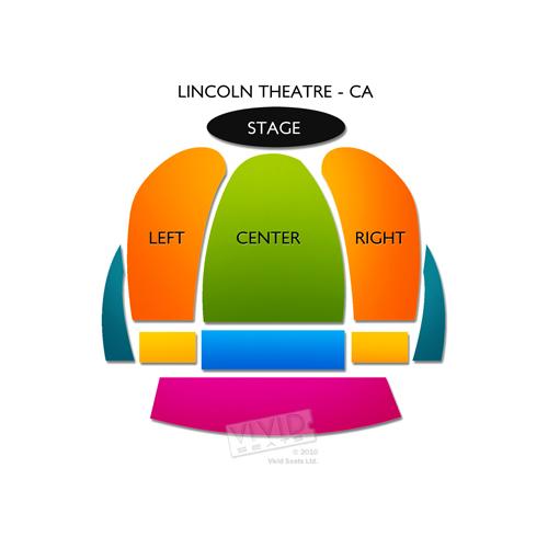 Lincoln Theater - CA