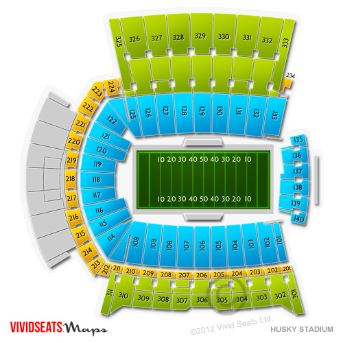 Husky Stadium-WA