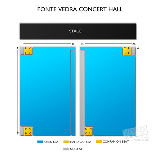 Ponte Vedra Concert Hall