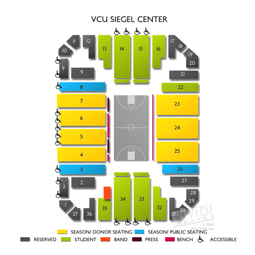 VCU Siegel Center