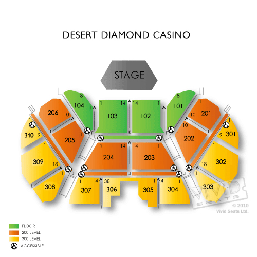 Desert Diamond Casino Tucson