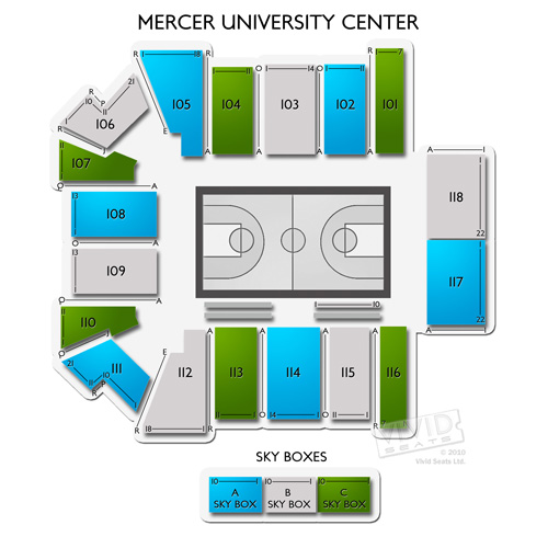 Mercer University Center