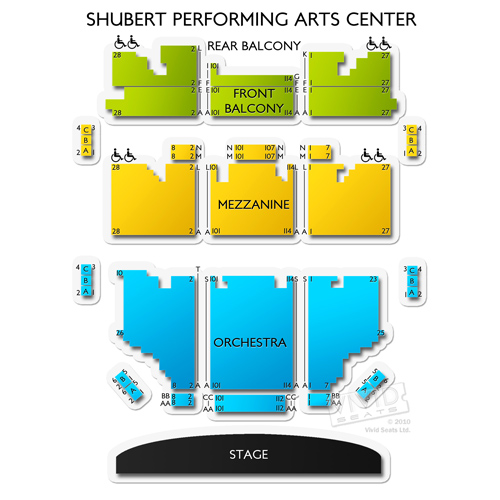 Shubert Performing Arts Center