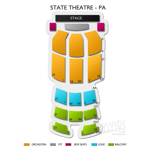State Theatre Easton