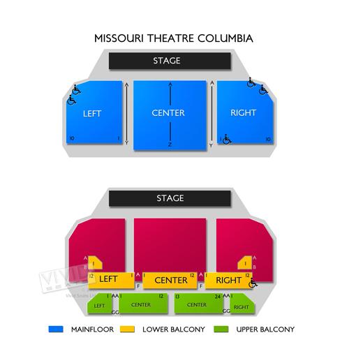 Missouri Theater Columbia