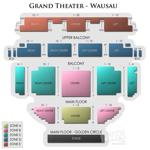 Grand Theater - Wausau