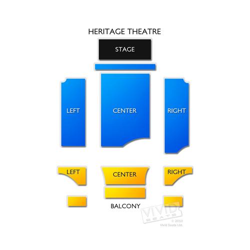Heritage Theatre - CA