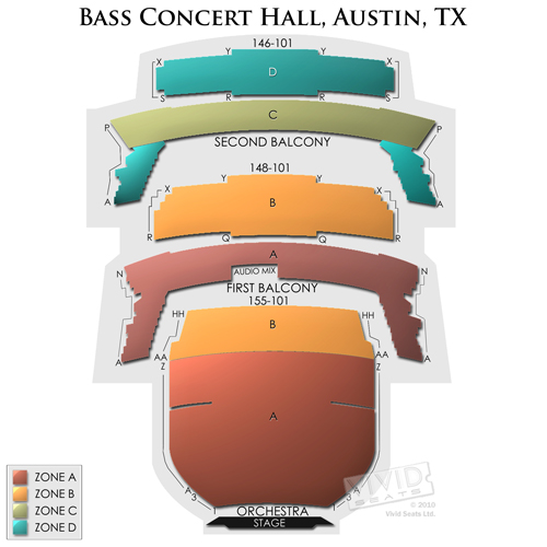 Bass Concert Hall